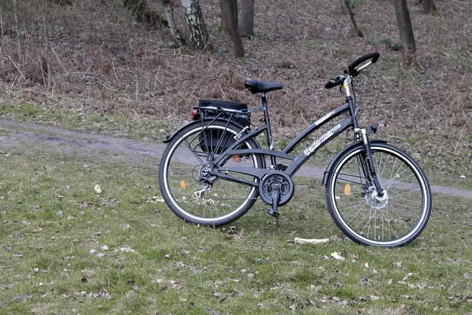 biciklis táska