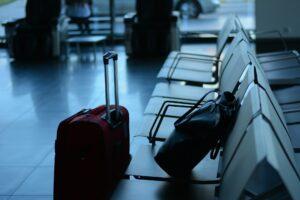 női utazótáska